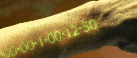 زمان در فیلم IN Time