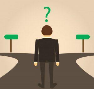 هنگام روبه روشدن با دو راهی های اخلاقی کدام را انتخاب کنیم؟