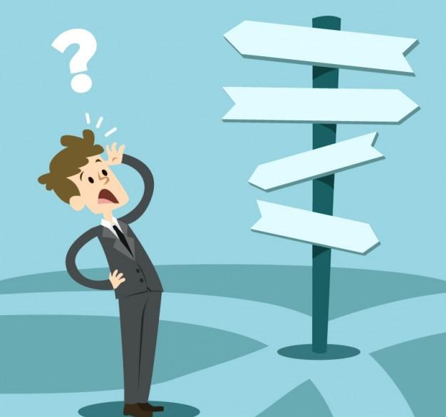 انتخاب از بین دوراهیهای زندگی