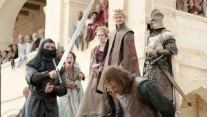 ند استارک از Game of Thrones