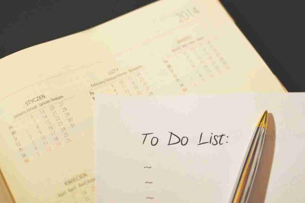 TO DO List برای مدیریت زمان آسان