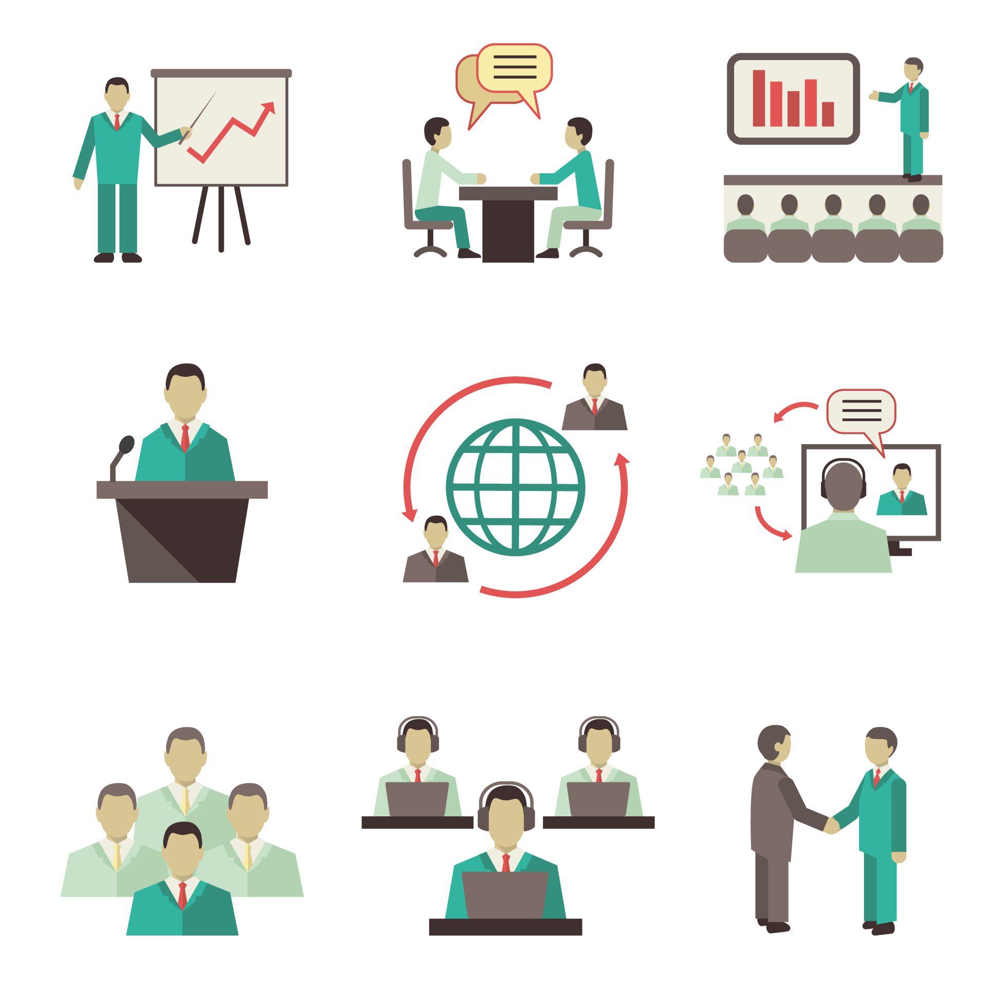 5 نقش حیاتی در مدیریت پروژه