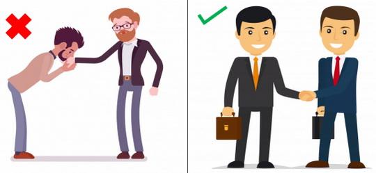 فراتر از انتظار مشتری باشید: مانند یک همکار رفتار کنید.