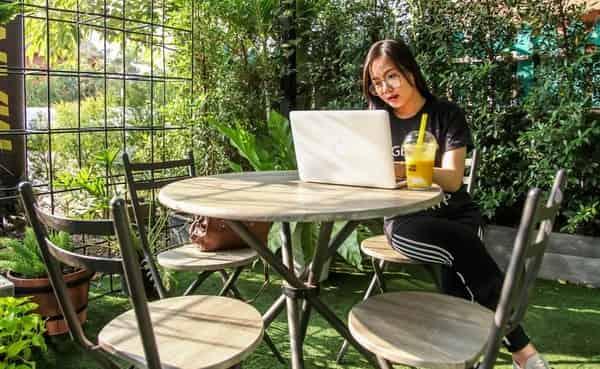 کار کردن از راه دور در تعطیلات