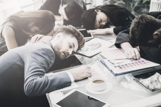 کاهش زمان جلسات