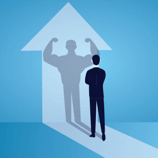 برای بالا بدن مقاومت در برابر مشکلات نظر مثبت در مورد خودتان داشته باشید.