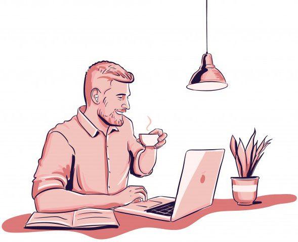 فراهم کردن امکان دورکاری با نرم افزار مدیریت پروژه