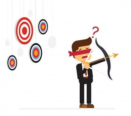اشتباهات مدیریت پروژه - عدم شفافسازی هدف پروژه