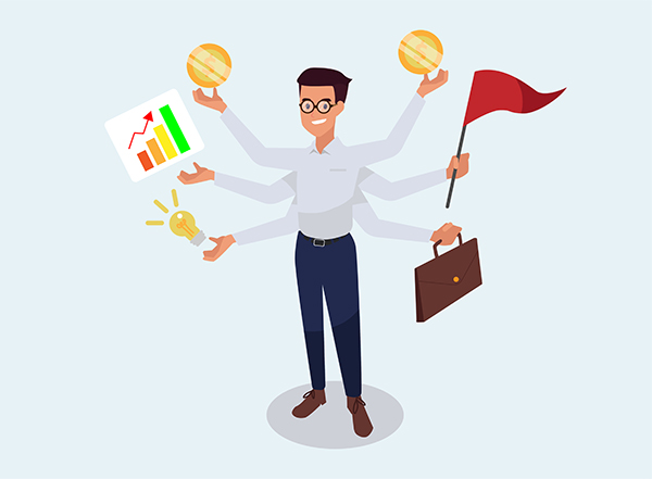 6 مهارت مدیریت پروژه